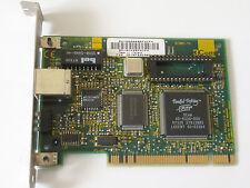 SCHEDA DI RETE LAN PCI INTERNA ETHERNET 10/100 MBPS FAST CARD funzionante ITALIA