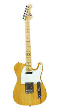 Eleca DGT-250  Nature Electric Guitar, Telecaster Style,