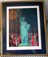 "4th of July ""Statue of liberty"""