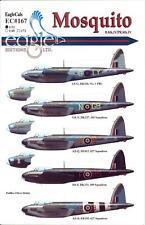 EagleCals Decals 1/32 DE HAVILLAND MOSQUITO B.Mk.IV & PR.Mk.IV