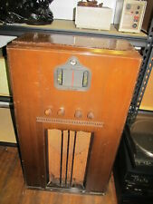 Montgomery Wards 62 308 Movie Dial Console Tube Radio