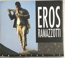 EROS RAMAZZOTTI : UN'ALTRA TE   - [ CD MAXI ]