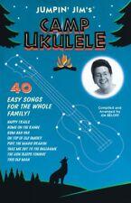Jumpin' Jim's Camp Ukulele Sheet Music Ukulele Solo Book NEW 000695552