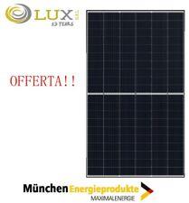 1 modulo fotovoltaico 360W Monocristallino HalfCutCell Energia Solare Pannello