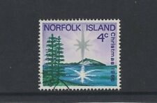 1966 Norfolk Island Christmas SG 76 fine used