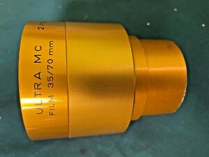 ISCO OPTIC Ultra MC 100mm Cine Projection Lens   35mm or 70mm Format