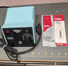 Weller WES51 Analog Soldering Station Power Supply with two tips (No Iron)