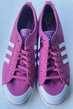 New Adidas Men's NIZZA SHOES BD7668 Trace Maroon/Cloud White/Crystal Size 13
