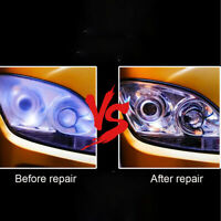 Car Headlight Polish Auto Restorer Repair Liquid Polish Coating Cleaning Agent