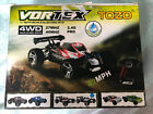 vortex Tozo 1/18th Scale Electric RTR 2.4Ghz RC 4WD Used Unverified