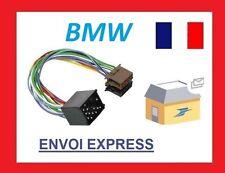 Radio Adaptador BMW E30 E36 E46 E34 E39 E32 E38 E31 X5 ISO Cable Bujía Car