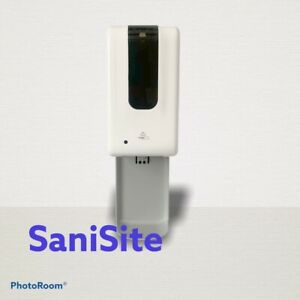 Commercial Sanitiser Soap Gel Wall Dispenser Automatic Drip, 1000ml Touch Free
