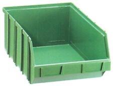 Contenitore plastica verde incastro componibile verde 5K Kombi mm.310x490 h.190