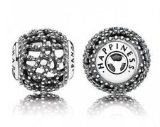 New AUTHENTIC Pandora Essence Collection Happiness Charm - 796055 ALE 925