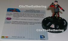 Toymaster #036 #36 World's Finest Dc HeroClix Rare