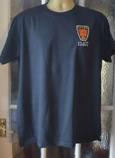 ROVER 114GT LOGO T-SHIRT  MACHINE EMBROIDERED IN UK