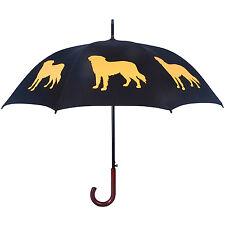 soake - GOLDEN RETRIEVER NOIR / Or Parapluie canne de la San Francisco gamme