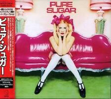 PURE SUGAR - PURE SUGAR - Japan CD+2BONUS - NEW