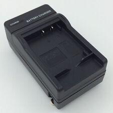 Charger fit PANASONIC Lumix DMC-ZS10 DMC-ZS20 Digital Camera Battery DMW-BCG10PP