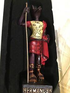 New Hachette model. Hermanubis Gods  Of Egypt