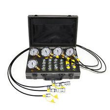 XZTK-60P Caterpillar excavator Hydraulic Pressure Test Kit,test coupling,gauge