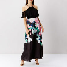 Coast Flamenco Print Maxi Dress Size Uk 8 rrp £ 139 LS172 TT 04