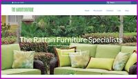 RATTAN Dropshipping Website|FREE Domain|Hosting|Traffic|Make £ In 24 Hours!