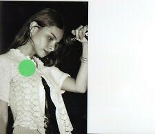 MAZZY STAR HOPE SANDOVAL 12 - 4X6 B&W CONCERT PHOTO SET #21B