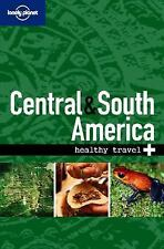 Lonely Planet Healthy Travel - Central & South America (Lonely Planet-ExLibrary