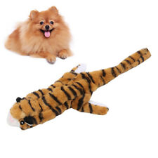 FP- Pet Dogs Cats Puppy Animal Plush Doll Squeaky Molar Chew Play Bite Toy Suppl