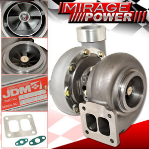 JDM Sport GT45 A/R .66 Anti-Surge T4 A/R 1.05 Turbine Oil Cooled Turbo Charger