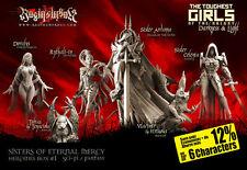 Raging Heroes Sisters of Eternal Mercy Heroines Box 1 Box Set