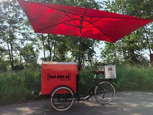 Food-bike, Eisbike, Getränkebike NEU