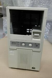 PC CASE AT with 200W PSU retro vintage for 286/386/486/pentium MHz LCD
