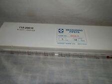TD Sibata Class A, #2010A-5, 5ml, Mohr Measuring Pipets, 12/Box