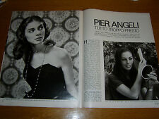 ANNA MARIA PIERANGELI vintage clipping articolo foto photo 1971
