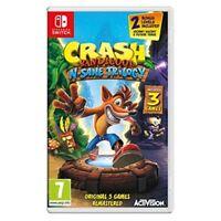 Crash Bandicoot N. Sane Trilogy /switch