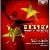 Khrennikov: Violin & Piano Concertos, Vadim Repin, Tchaikovsky Symphon CD , New,