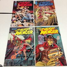 The Twilight Avenger Issues #1 #2 #3 #4 #5 #6 #7 #8 collection