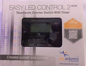 Aquatlantis Easy LED Control 2 Plus Beleuchtungscomputer EasyLED Aquarium