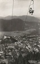 AK Kufstein, Tirol, mit Kaiserlift