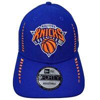 New Era NEW YORK KNICKS 9Forty 940 Adjustable Strapback Hat Cap MLB