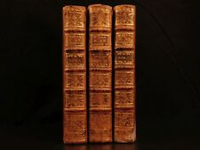 1753 Gueullette Tartary Fairy Tales Asia TURKS Mongols Tartar Illustrated 3v