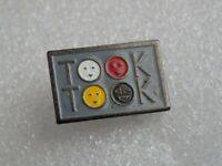 Pin's vintage épinglette Collector pub FRANCE TOOK TOOK Lot PN019