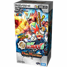 Duel Masters DMX-23 Booster Box Mystery Teach!!  Deck Level MAX Pack