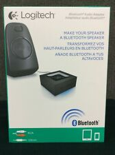 Logitech- Bluetooth Audio Adapter~ 980-000910~ New!~ Sealed Box!