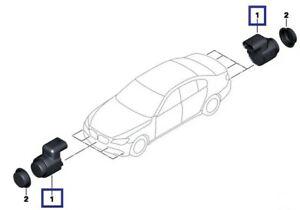 BMW 3-SERIES E90+E91+E92+E93 PDC PARKING SENSOR MONACO BLUE GENUINE NEW 6956746