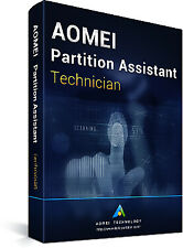 AOMEI Partition Assistant Technician 8.10.0 Lifetime Activation