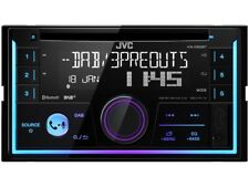 JVC 2 Din Autoradio KW-DB93BT Android Spotify Bluetooth  Multicolor DAB+ B-Ware