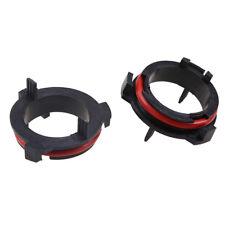 2x H7 Adapter LED Headlight Bulb Holder Lamp Base For Opel Astra G Honda Mazda #
